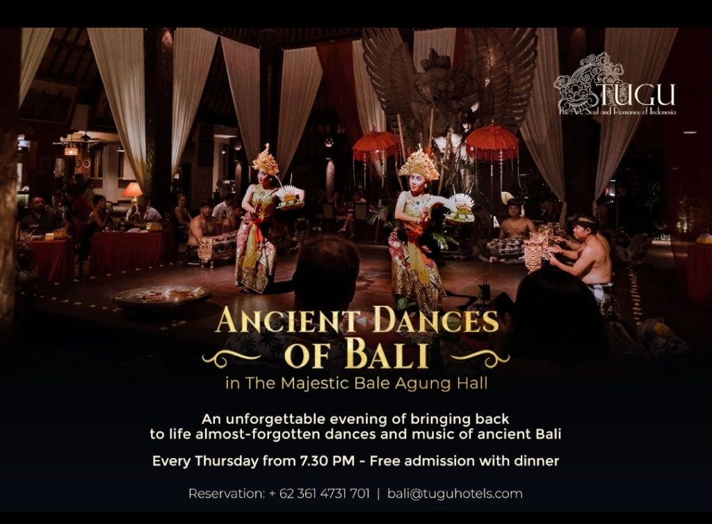 Ancient Dances Of Bali