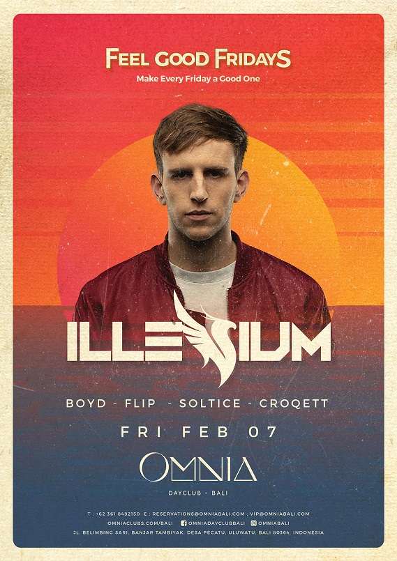 Feel Good Fridays with Illenium