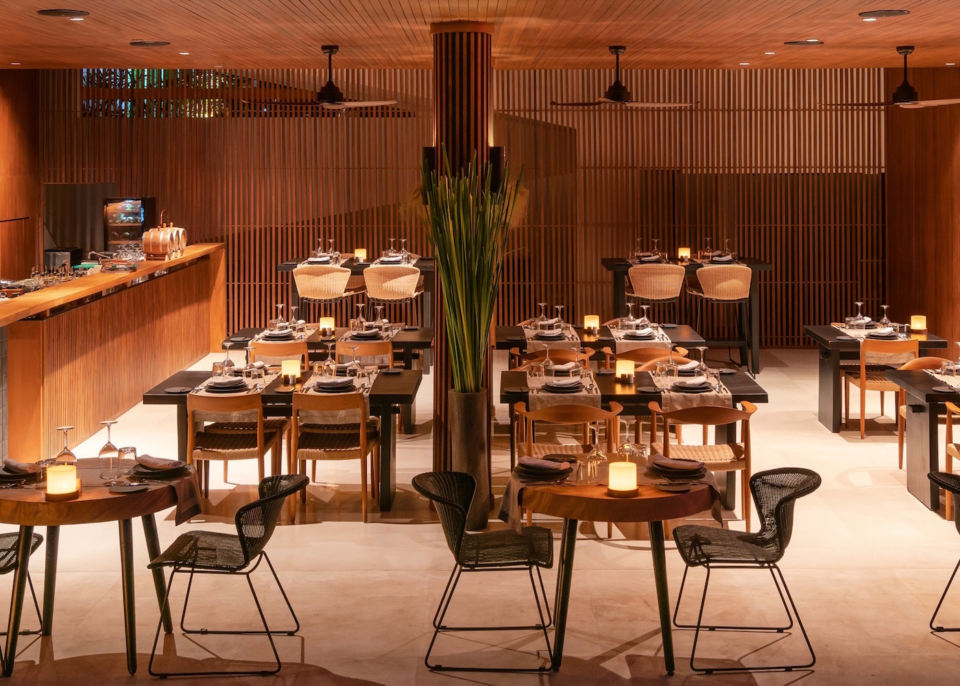 Embers is Ubud's brand new restaurant with Mediterranean flair at The Villas at Bisma Eight