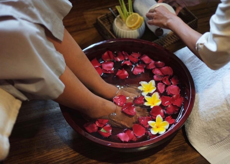 """At Bisma Eight's brand new Mandala Spa, bliss out with more than """"just"""" fabulous a massage"""