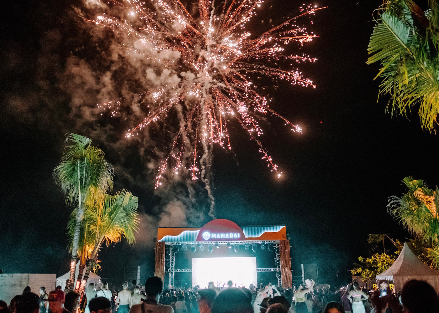Music, culture, and a Carnival of Rhythm - celebrate New Year's Eve at Manarai Beach House!