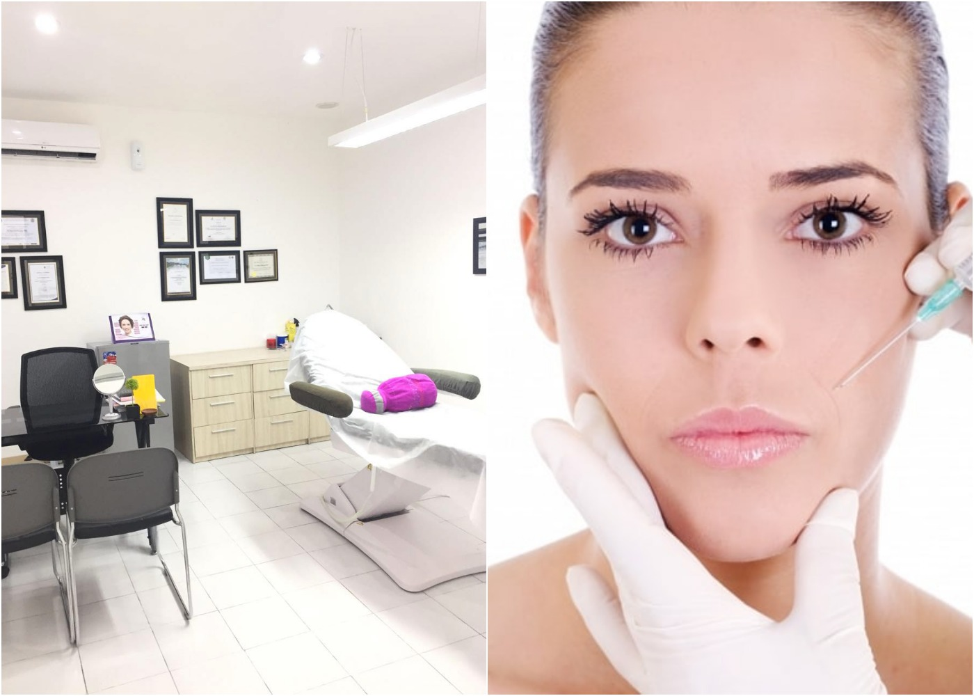 Radiance beauty clinic in Kuta - one of the best medi-spas in Bali, Indonesia