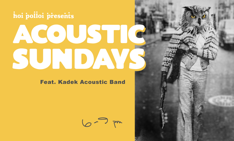 Acoustic Sundays