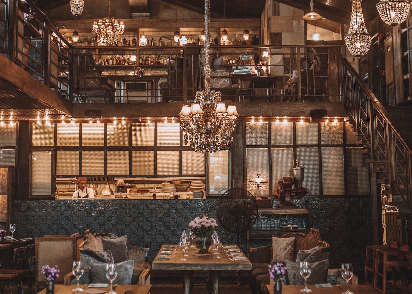 The Bistrot Is Seminyak S Iconic Vintage Restaurant Honeycombers