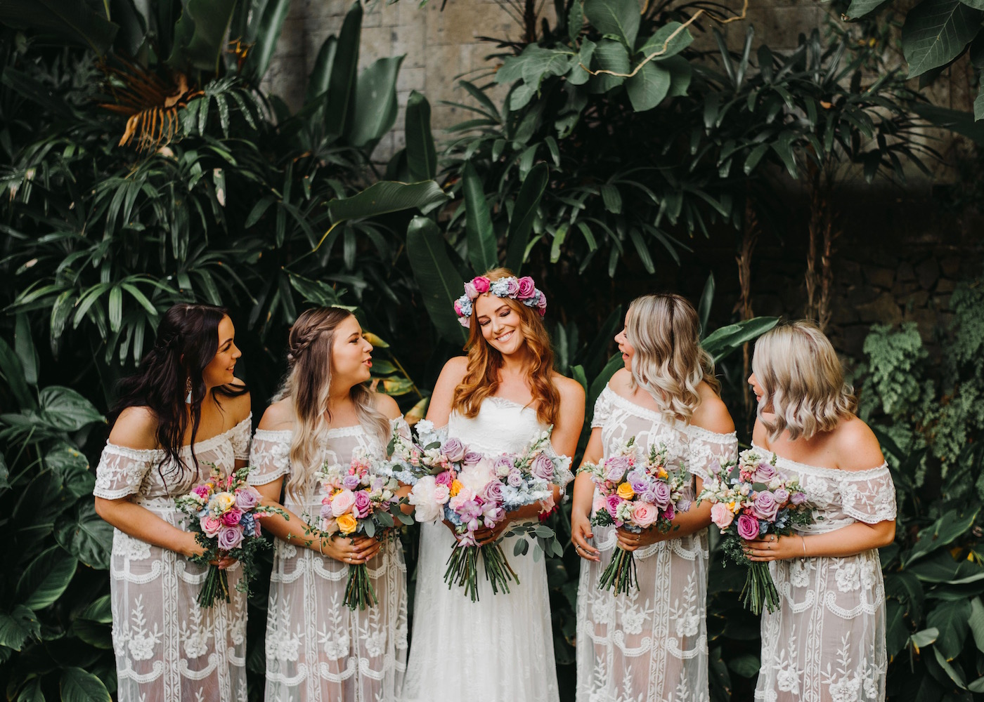 Destination wedding by Wonderland Events in Bali, Indonesia