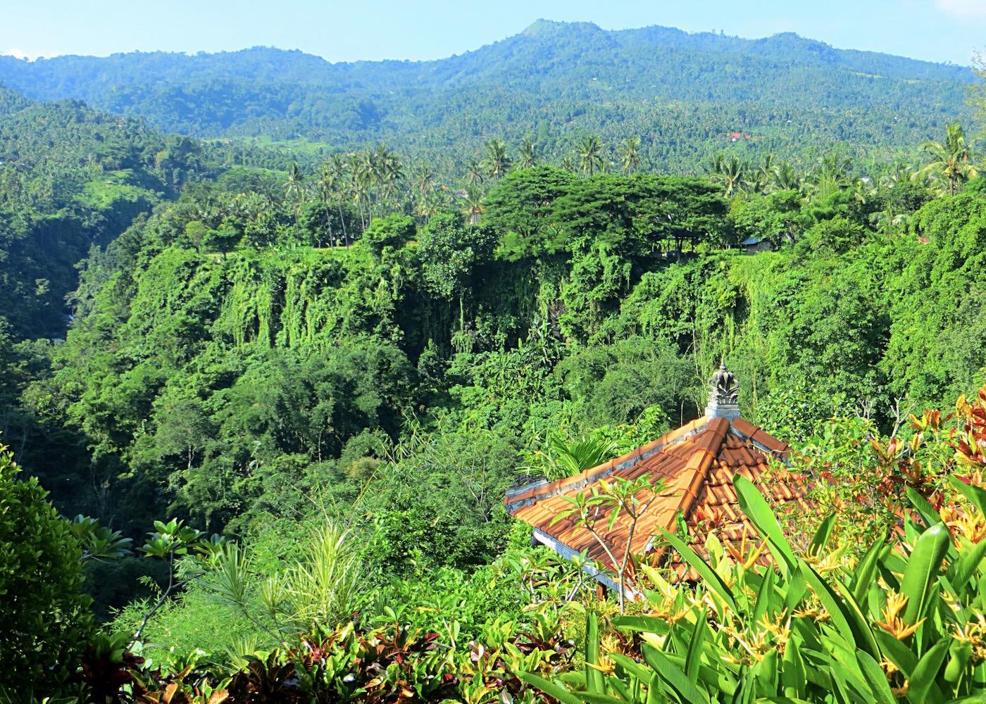 Hiking in Pemuteran, North Bali, Indonesia