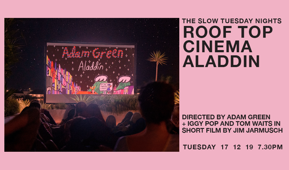 Roof Top Cinema: Aladdin