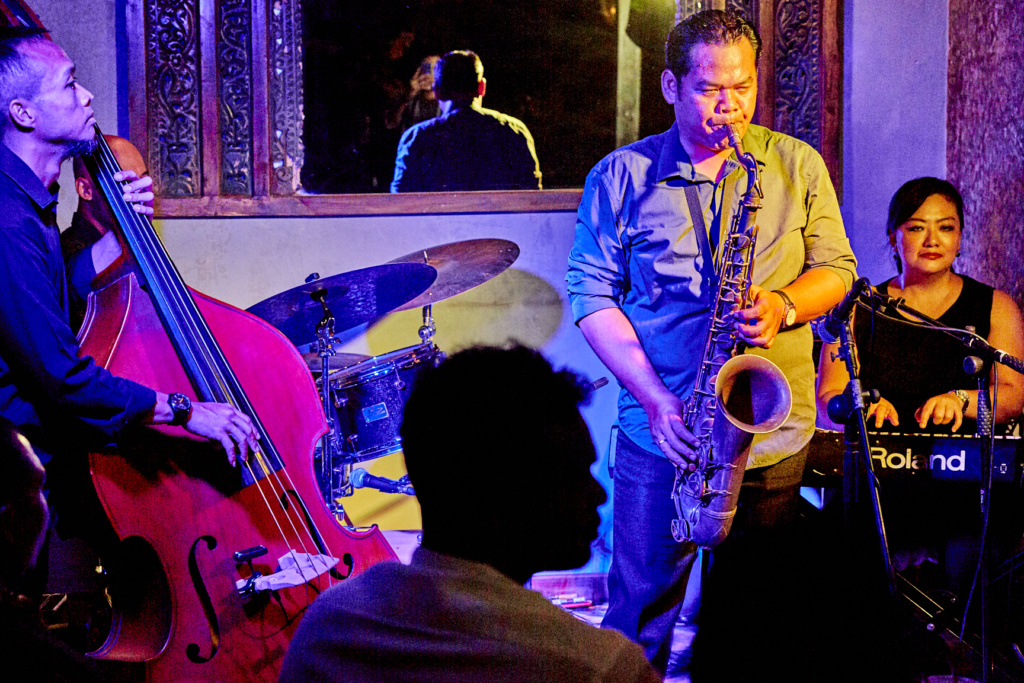 bridges Jazz Nights with Astrid Sulaiman Jazz Quartet