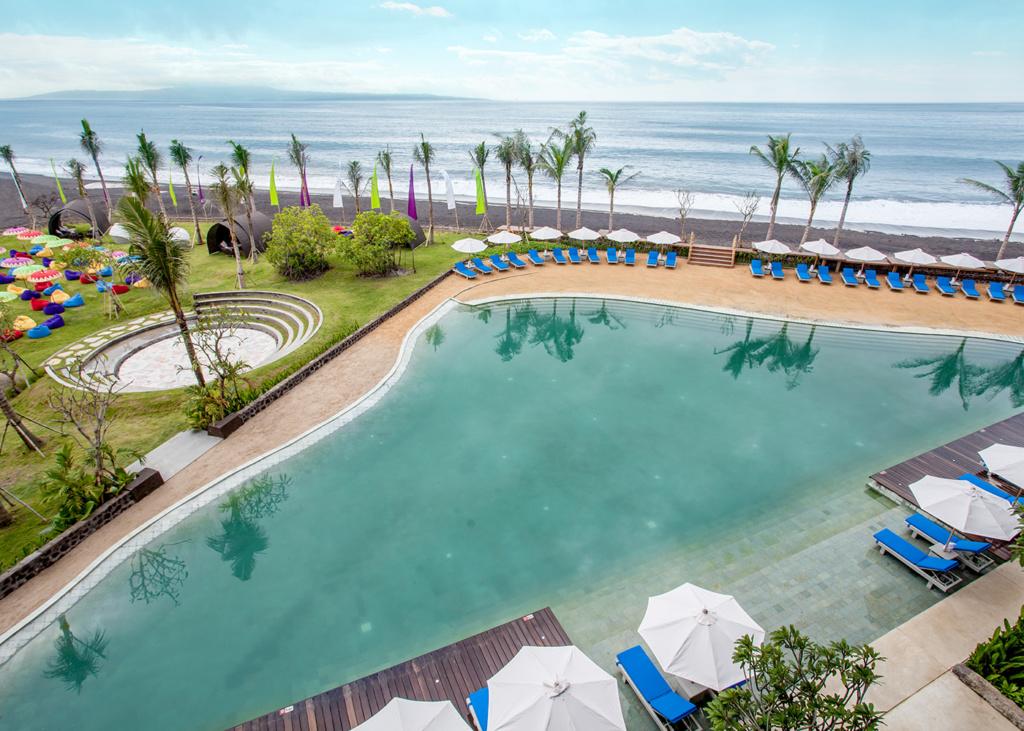 Jivva Beach Club Pool Party