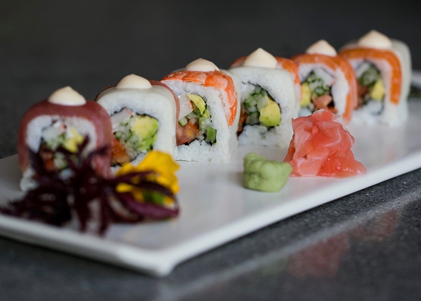 Enso - best new sushi restaurant in Canggu, Bali, Indonesia