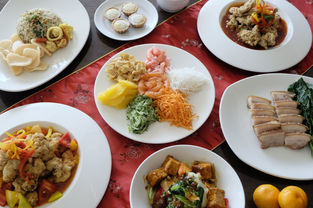 Sheraton Bali Kuta Resort's Lunar New Year Buffet Dinner