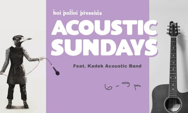 Acoustic Sundays