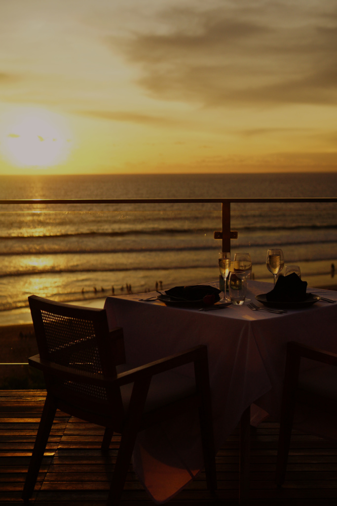 FLAMING SUNSET ROMANCE EXPERIENCES AT ANANTARA SEMINYAK BALI RESORT