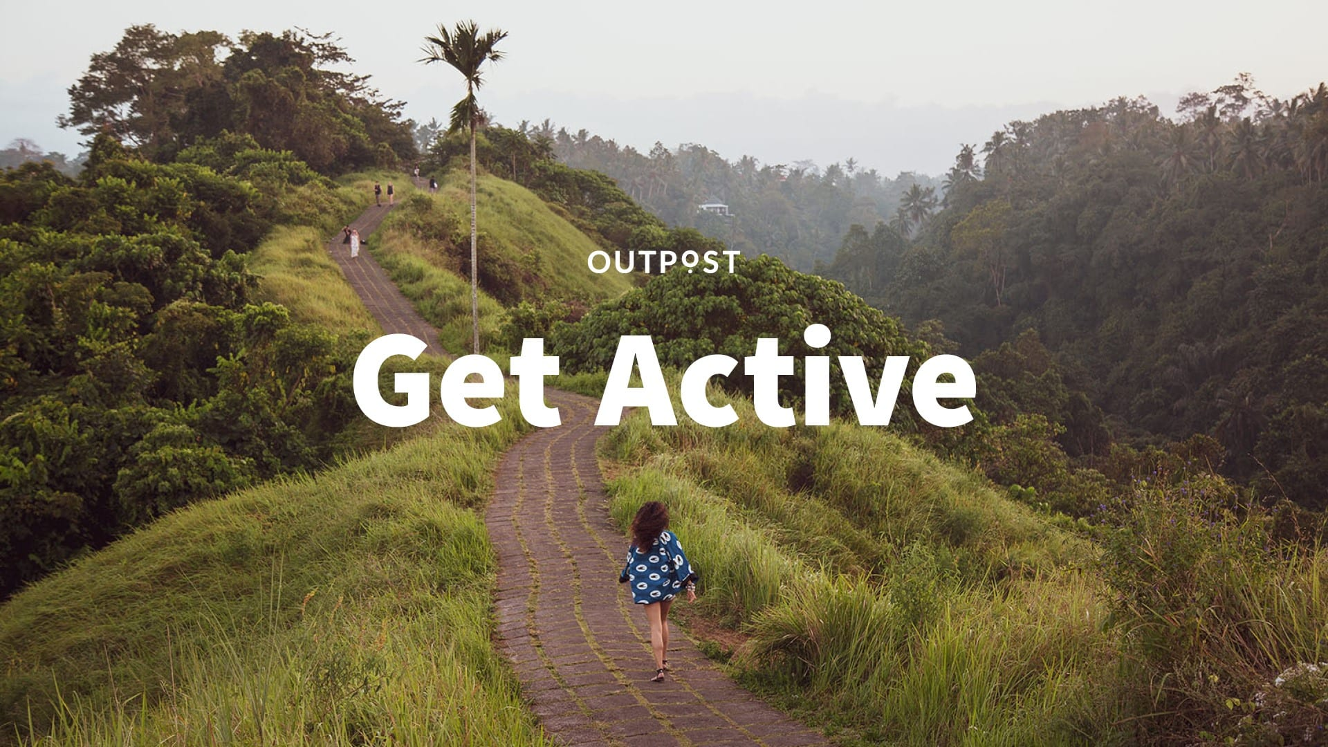 Get Active: Campuhan Ridge Walk
