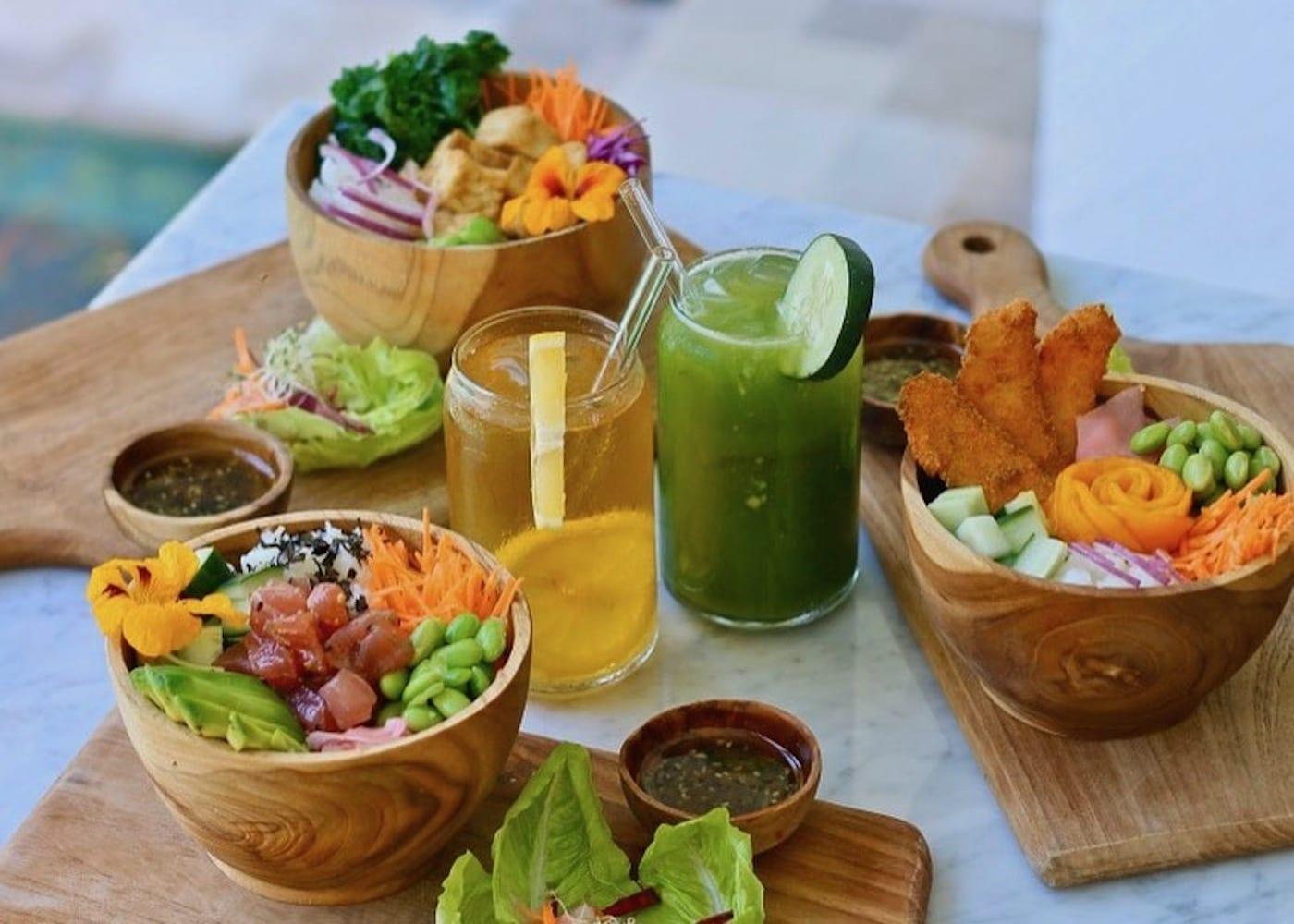 Ubudian Cafe | Best poke bowls in Ubud