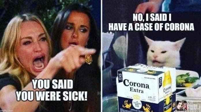 33 Funny Coronavirus Memes To Lighten The Mood Honeycombers Bali