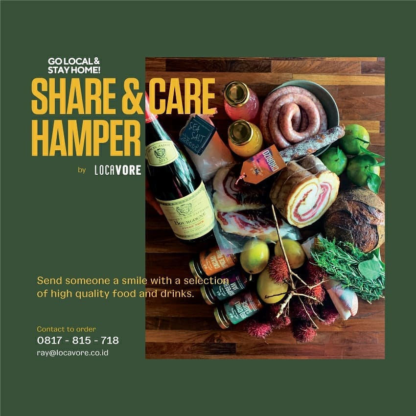 Share & Care Packages