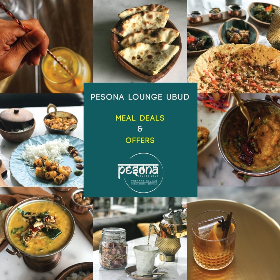 Pesona Lounge Ubud – New Offers