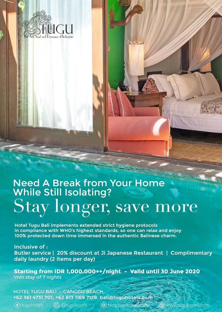 Hotel Tugu Bali – Staycation