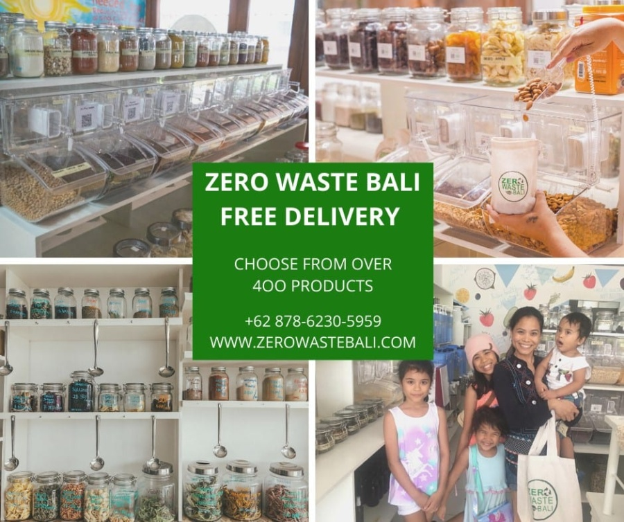 Your personal shopper – Zero Waste
