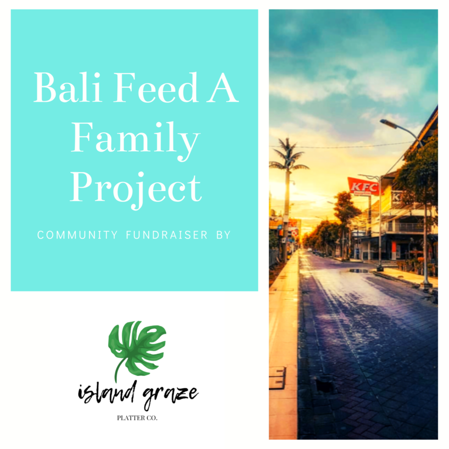 IG Bali Feed A Family community fundraiser