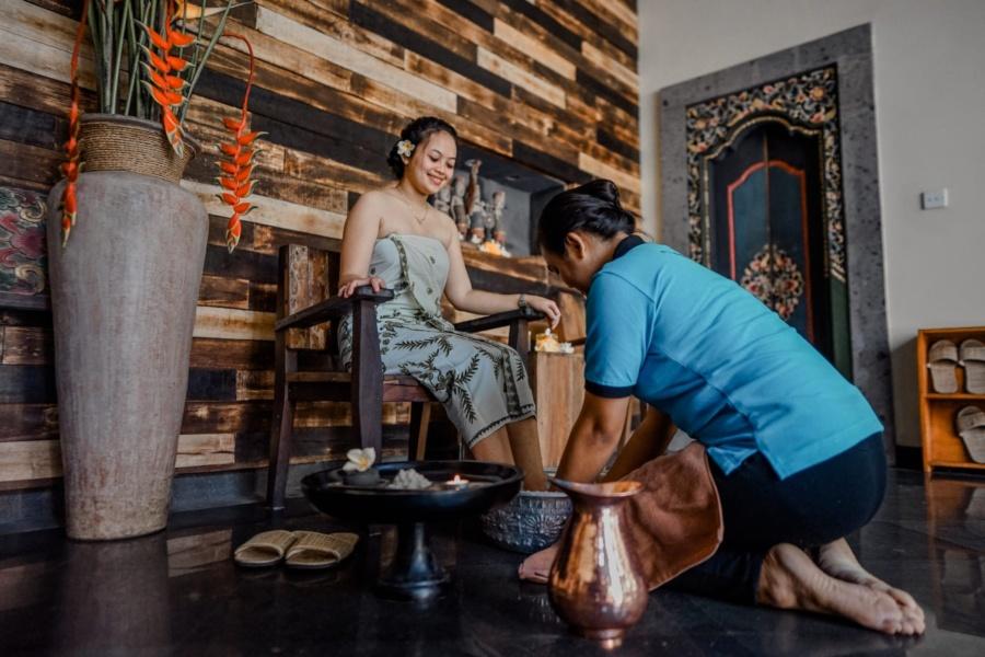 Ubud Traditional Spa