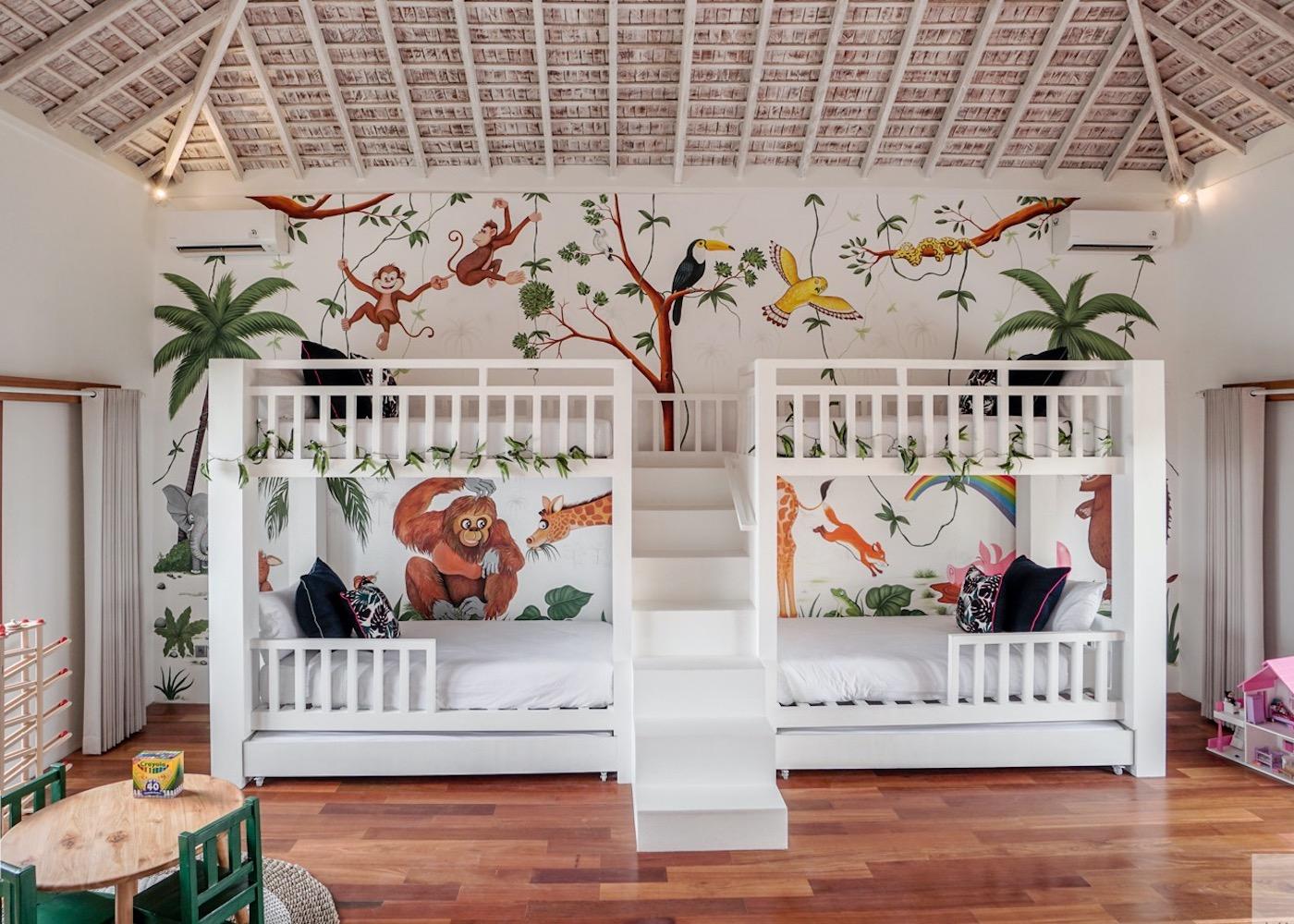 Villa Joju in Canggu - the best family-friendly villas in Bali, Indonesia