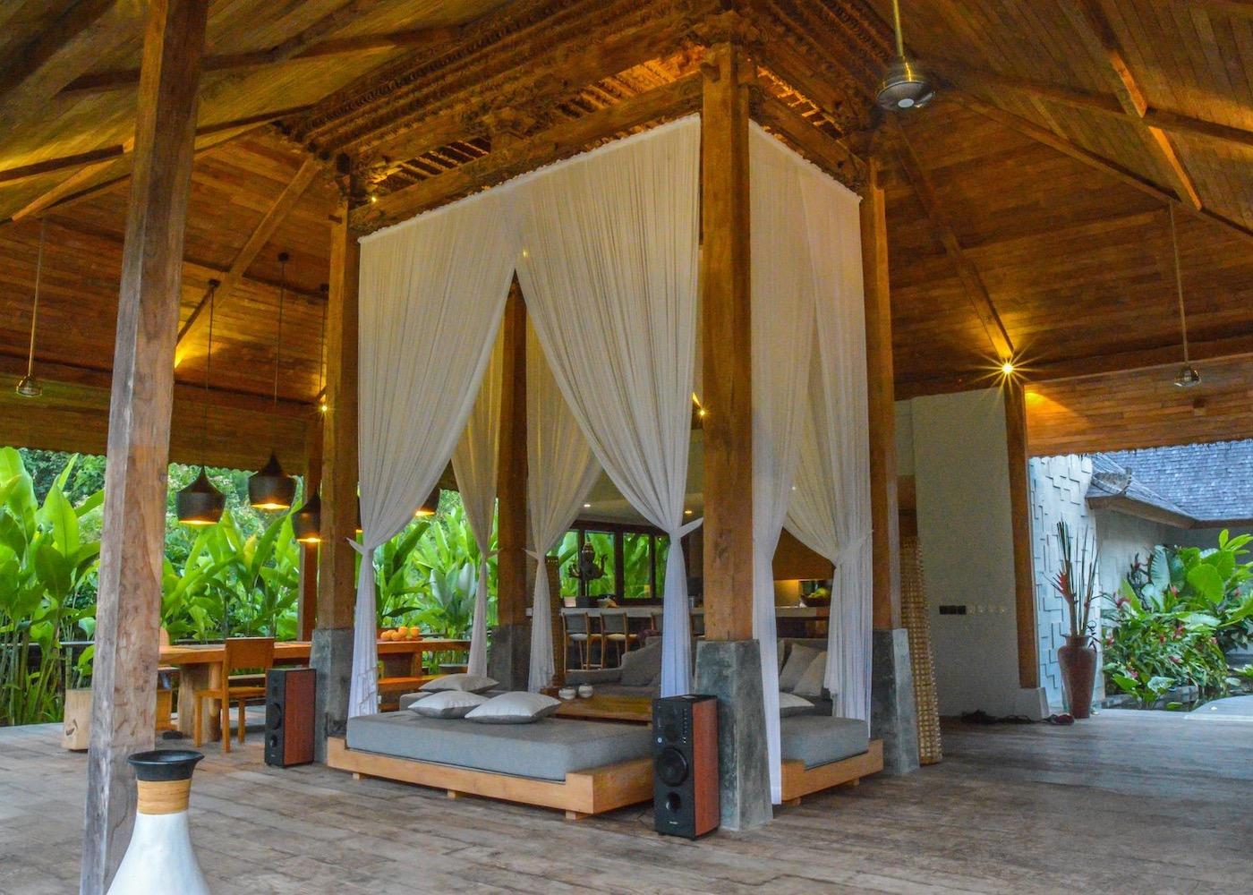 Villa Lumia in Ubud - the best family-friendly villas in Bali, Indonesia