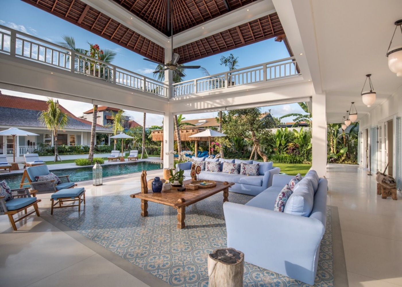 Villa Marang in Canggu - the best family-friendly villas in Bali, Indonesia