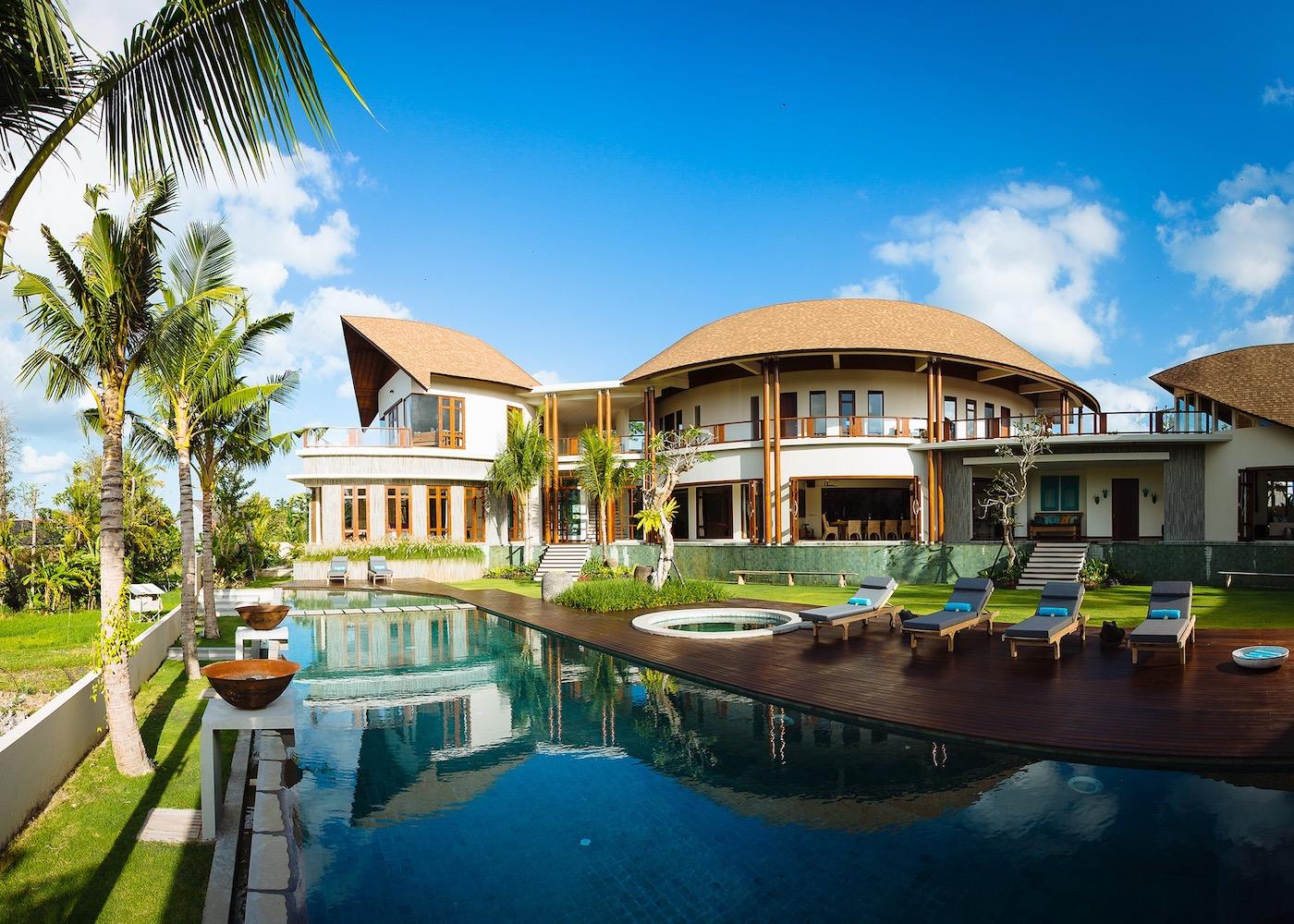 Villa Umah Daun in Umalas - the best family-friendly villas in Bali, Indonesia