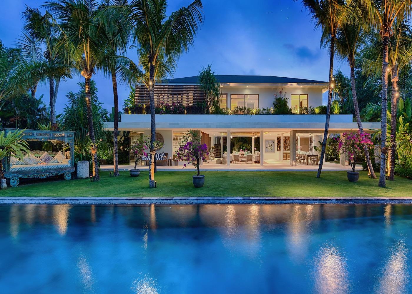 Villa Zambala in Canggu - the best family-friendly villas in Bali, Indonesia
