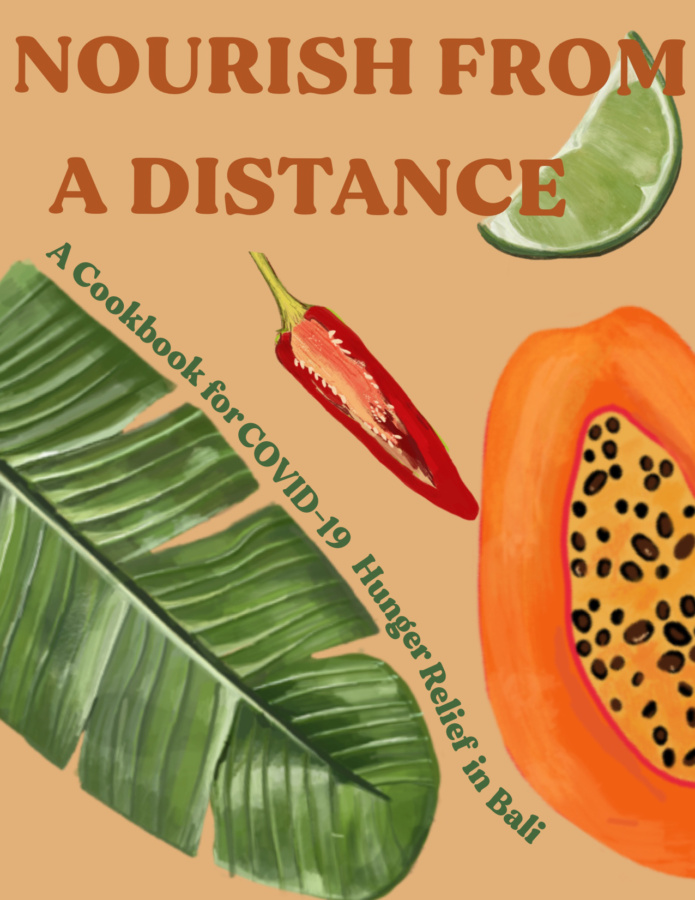Nourish from a Distance e-Cookbook