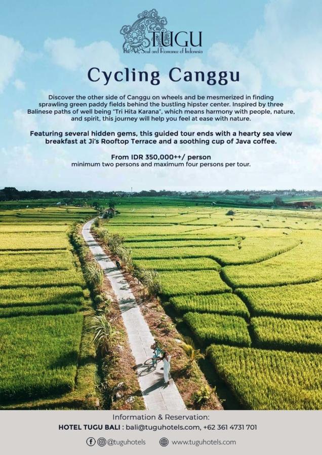 Cycling Canggu