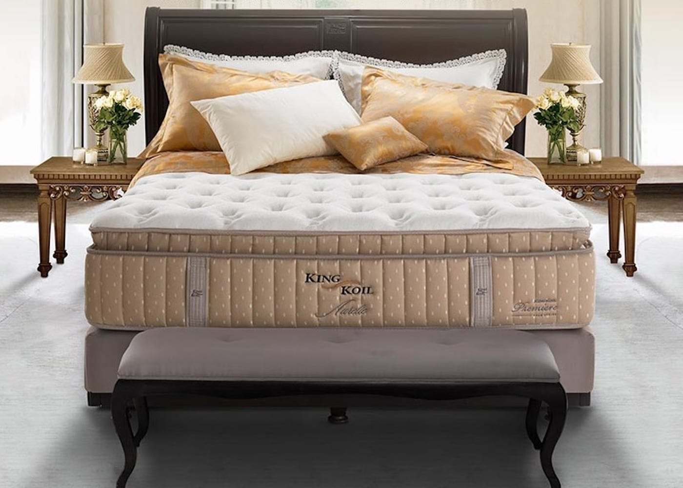Mattress from King Koil Indonesia