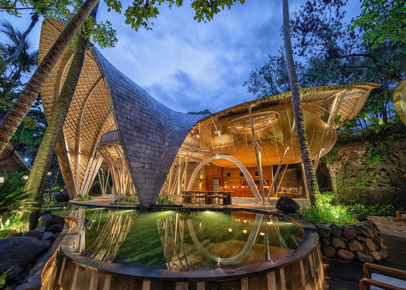 Ulaman Eco Retreat is an ecological wellness resort in Bali that blends nature with utmost luxury…