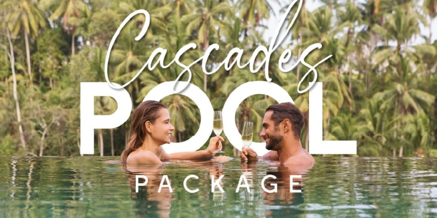 CasCades Pool Package