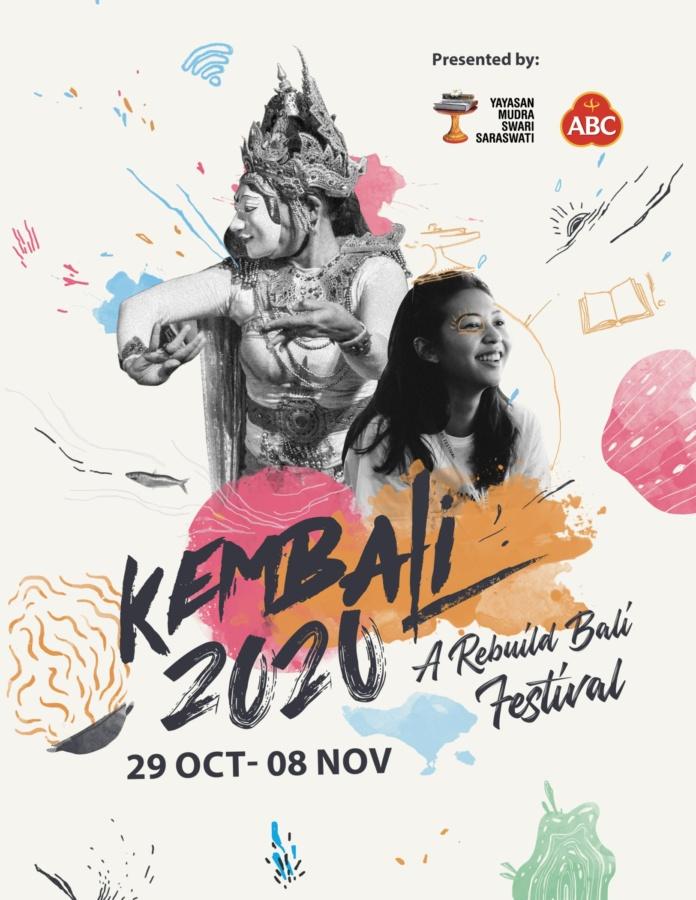 KEMBALI 2020: A Rebuild Bali Festival