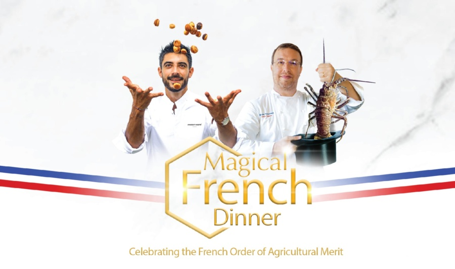 Magical French Dinner