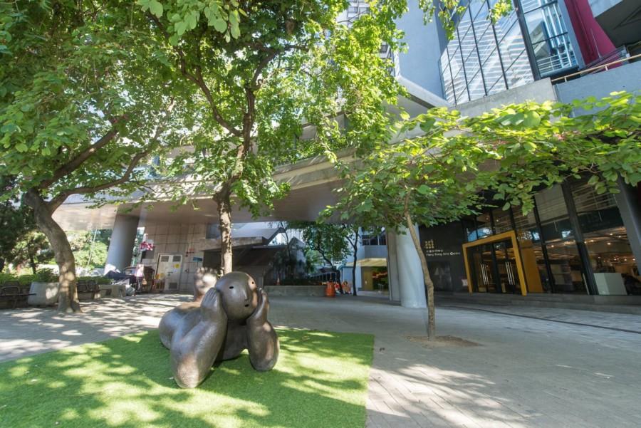 Hong Kong Arts Centre | art galleries in Hong Kong