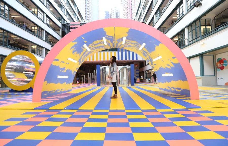 PMQ | art galleries in Hong Kong