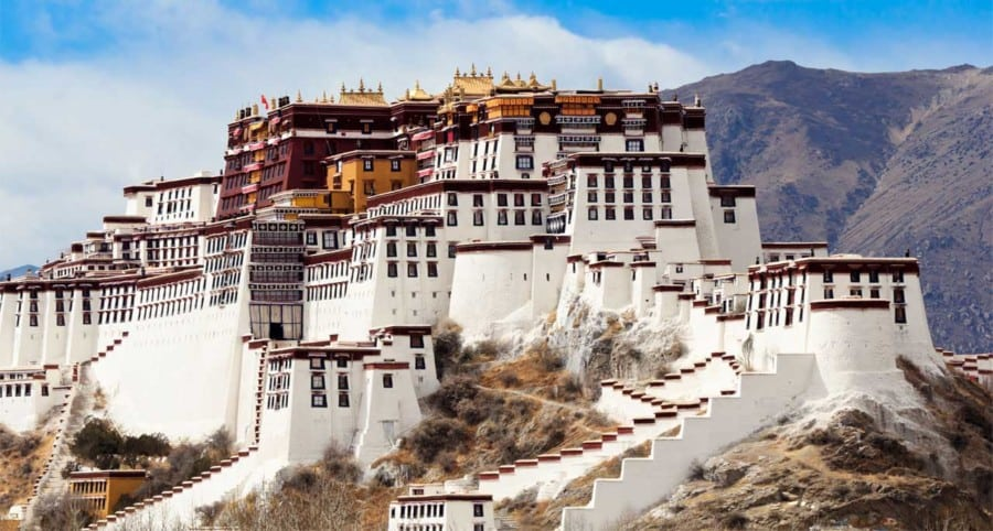 resorts in China St Regis Lhasa Resort