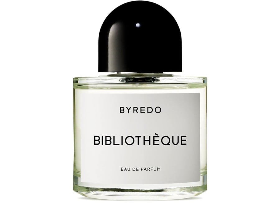unisex fragrances Bibliotheque by Byredo