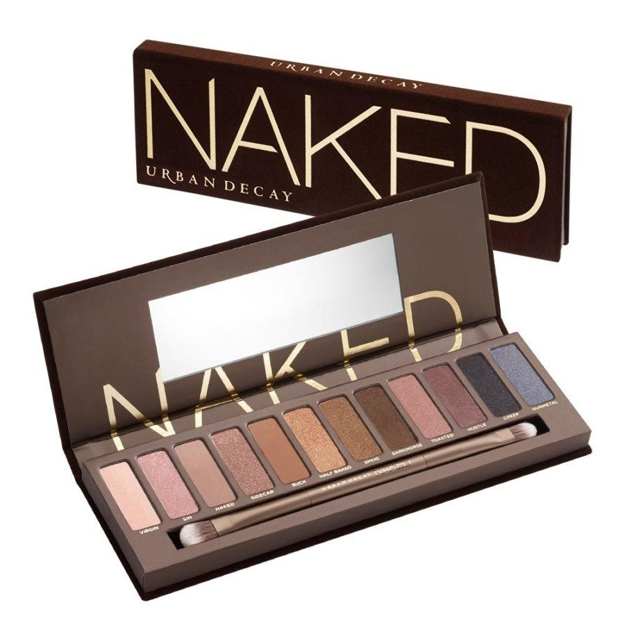 makeup products for every skin tone Urban Decay palette