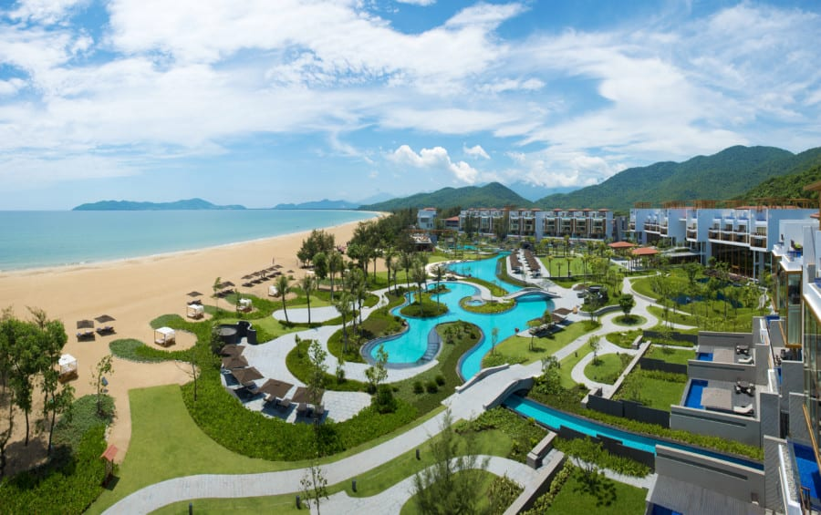 design hotels near hong kong angsana Vietnam
