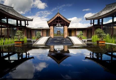 resorts in China Banyan Tree L