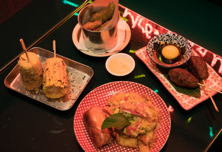 Trendy Asian street food: Mrs Pound adds a modern flair to classic Asian creations