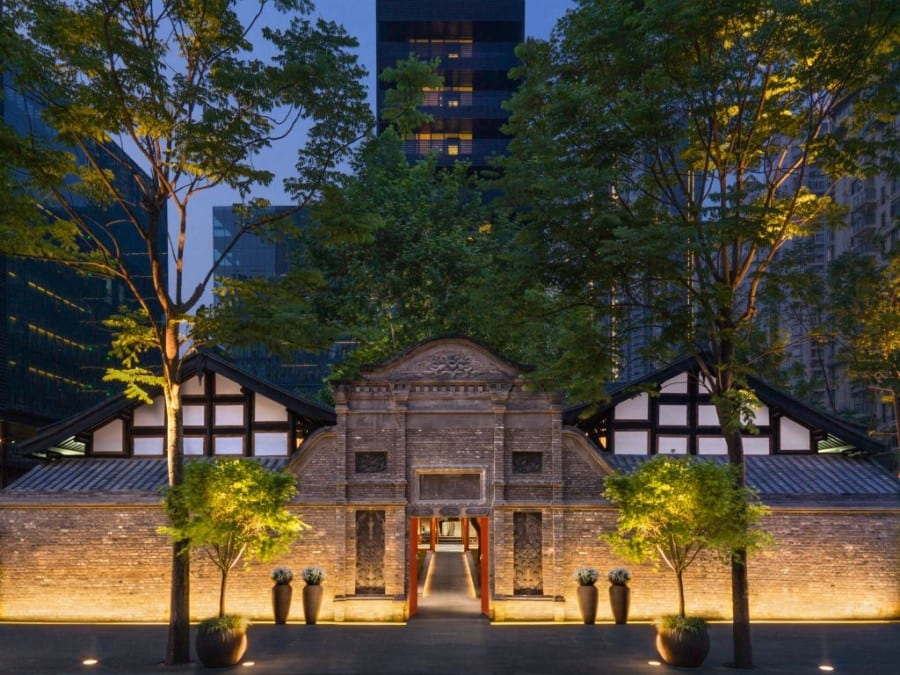 design hotels near Hong Kong The Temple House