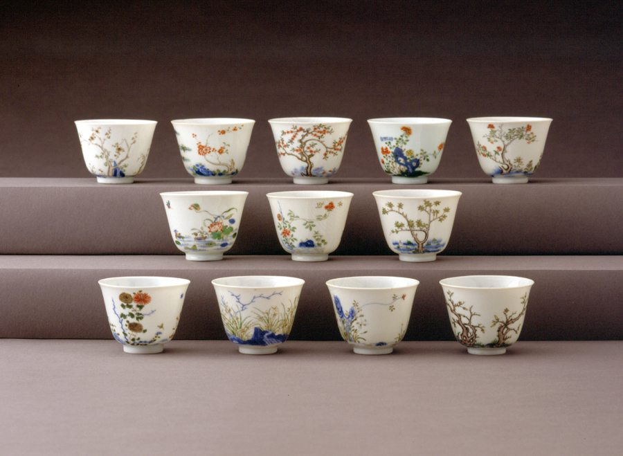 Hong Kong museums Flagstaff House Museum of Tea Ware Honeycombers Hong Kong