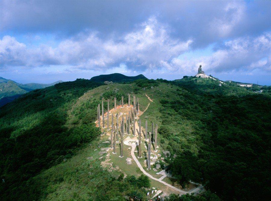hiking hong kong Lantau trail