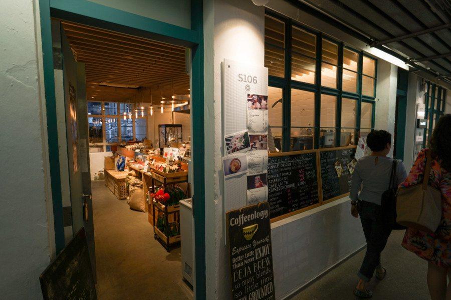good cafes in Hong Kong PMQ Hong Kong Cafe Life